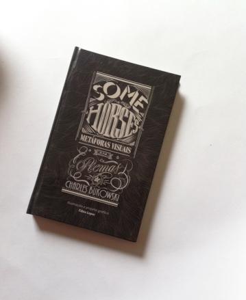 Handmade typography cover
